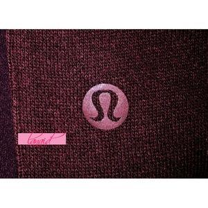 lululemon athletica Pants - Lulu Get Going Joggers Black Cherry Sweatpants 10